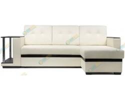 Атланта Крим диван угловой арт. 130454-ШР фото