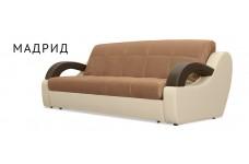 Mora 05 коричневый/кожзам беж 276/кожзам Eco 560