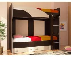 Двухъярусная кровать Мийа фото