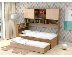 Двухъярусная кровать Golden Kids 8 (90х190/85х185) фото