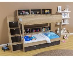 Двухъярусная кровать Golden Kids 10 (90х190) фото