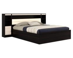 Кровать с пб, тумбами и матрасом ГОСТ Виктория-МБ (180х200) фото