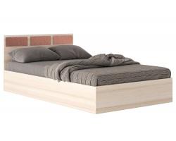 Кровать с матрасом ГОСТ Виктория-С (140х200) фото