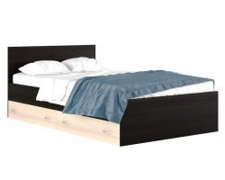 Кровать с ящиками и матрасом Promo B Cocos Виктория (120х200) фото