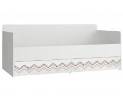 Кровать Модерн - Абрис (90х190) фото
