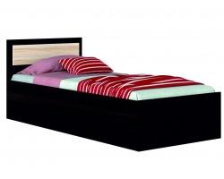 Кровать с матрасом ГОСТ Жаклин (90х200) фото