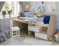 Кровать Алиса (80х190) фото