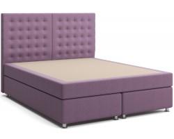 Кровать Box Spring с матрасом и зависимым пружинным блоком Парад фото