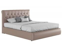 Мягкая кровать Амели (160х200) фото
