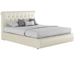 Мягкая кровать с основанием и матрасом Promo B Cocos Амели (180х фото