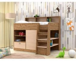 Кровать чердак Golden Kids 9 (80х160) фото