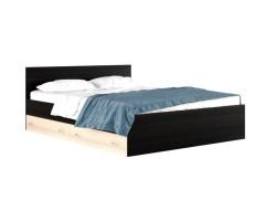 """Широкая двуспальная кровать """"Виктория"""" 200 см с фото"""