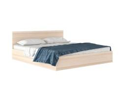 """Большая двуспальная кровать """"Виктория"""" 2 метра дуб с фото"""