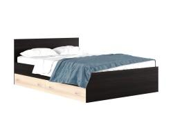 """Кровать """"Виктория"""" 1400 с выдвижными ящиками и матрасо фото"""