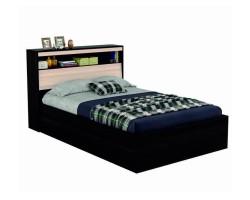 """Кровать """"Виктория"""" 1400 с откидным блоком с матрасом Г фото"""